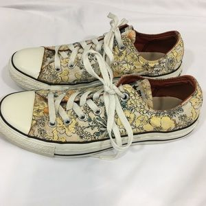 Converse All-Stars Women Shoes Sneakers  9 Floral